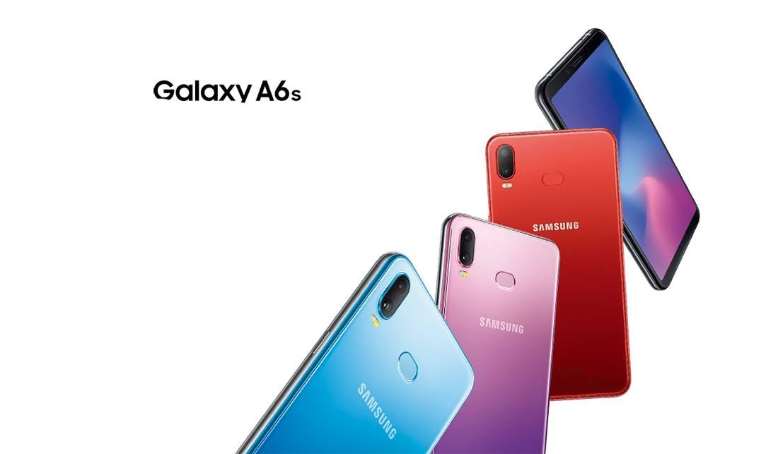 Samsung Galaxy A6s (6)