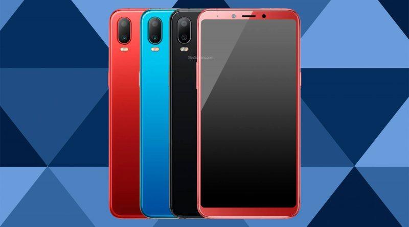 Samsung Galaxy A6s Screen