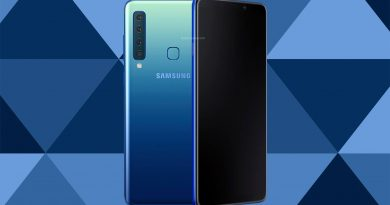 Samsung Galaxy A9 2018 Screen