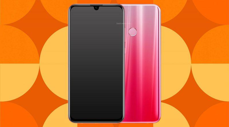 Huawei Honor 10 Lite Screen