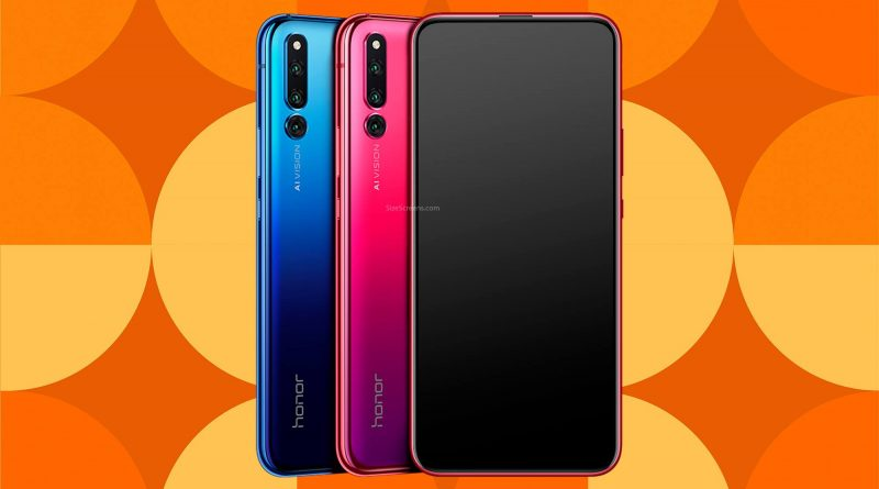 Huawei Honor Magic 2 Screen