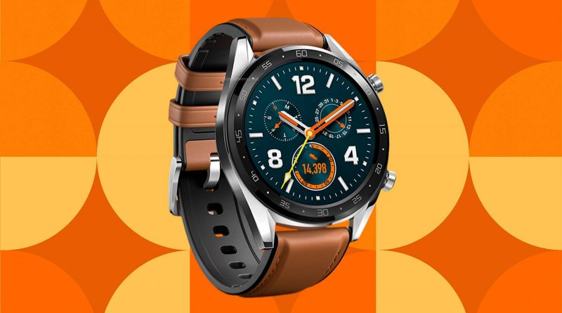 Huawei Watch GT Screen