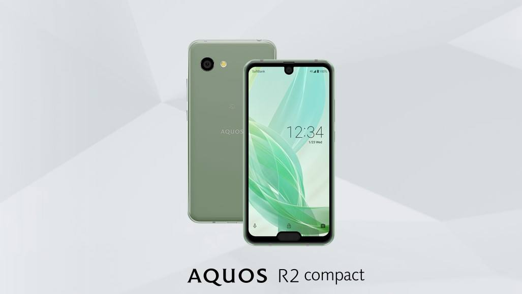 Sharp Aquos R2 compact (1)