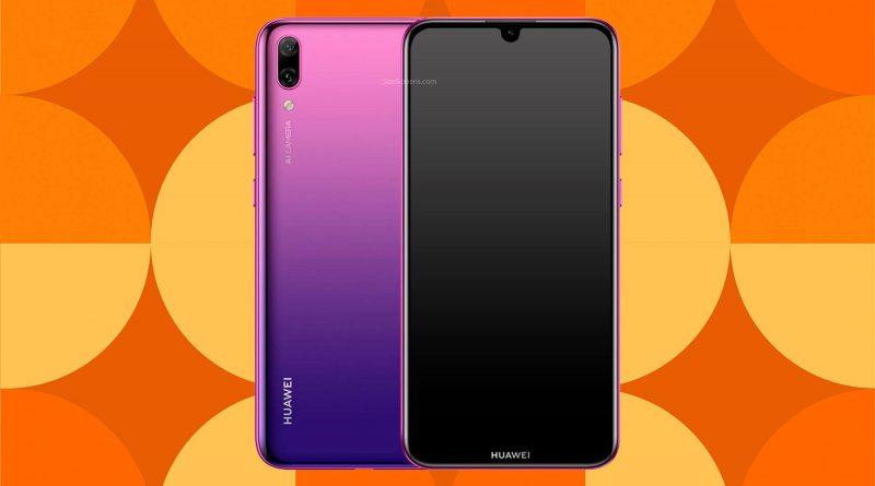 Huawei Enjoy 9 Screen