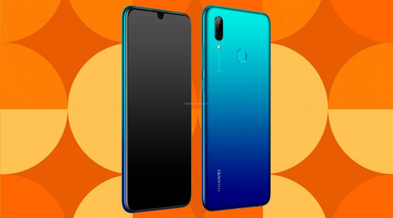 Huawei P Smart 2019 Screen
