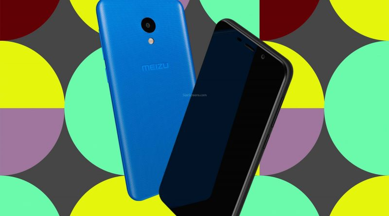 Meizu C9 Screen