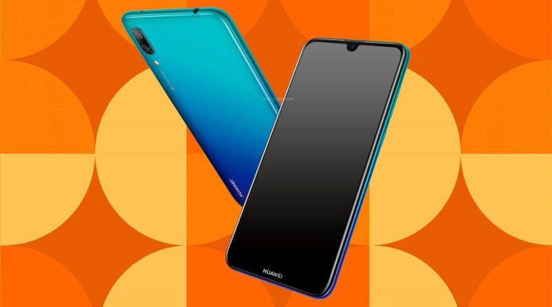 Huawei Y7 Pro 2019 Screen