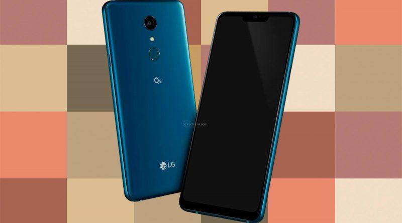 LG Q9 Screen
