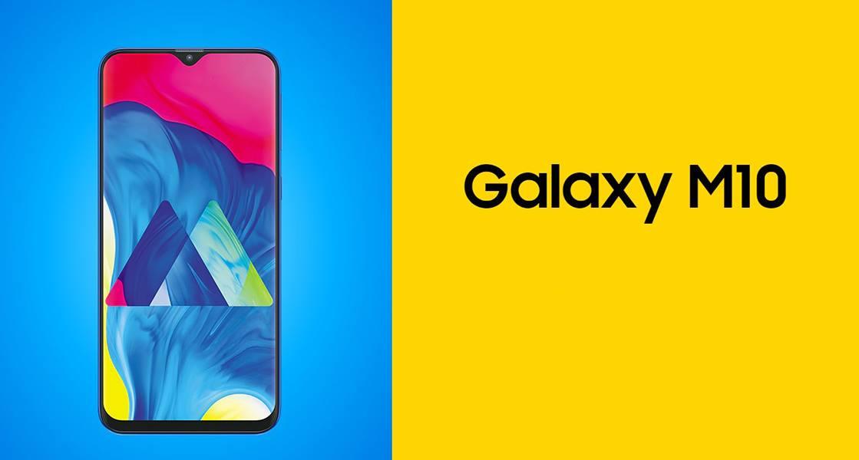 Samsung Galaxy M10 (2)