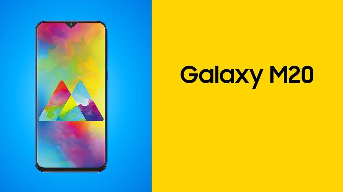 Samsung Galaxy M20 (2)