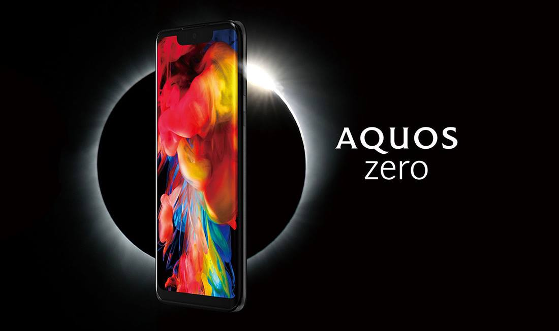 Sharp Aquos Zero (3)