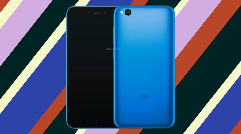 Xiaomi Redmi Go Screen