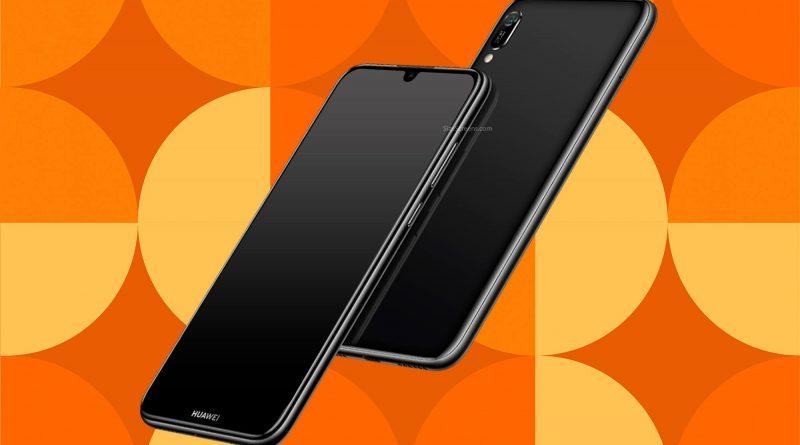 Huawei Y6 Pro 2019 Screen