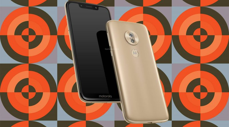 Motorola Moto G7 Play Screen