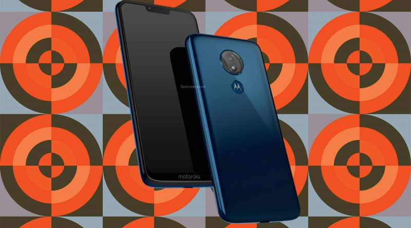 Motorola Moto G7 Power Screen