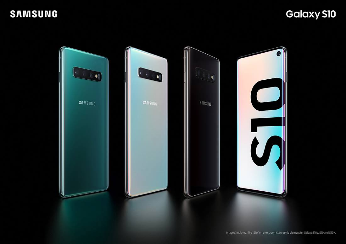 Samsung Galaxy S10 Screen Specifications • SizeScreens.com
