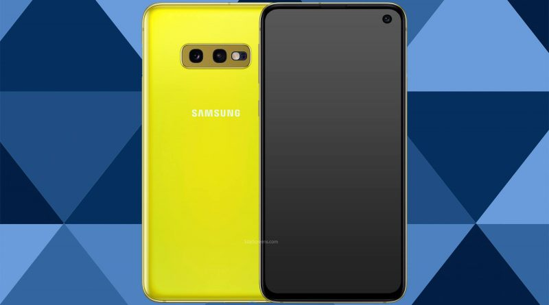 Samsung Galaxy S10e Screen