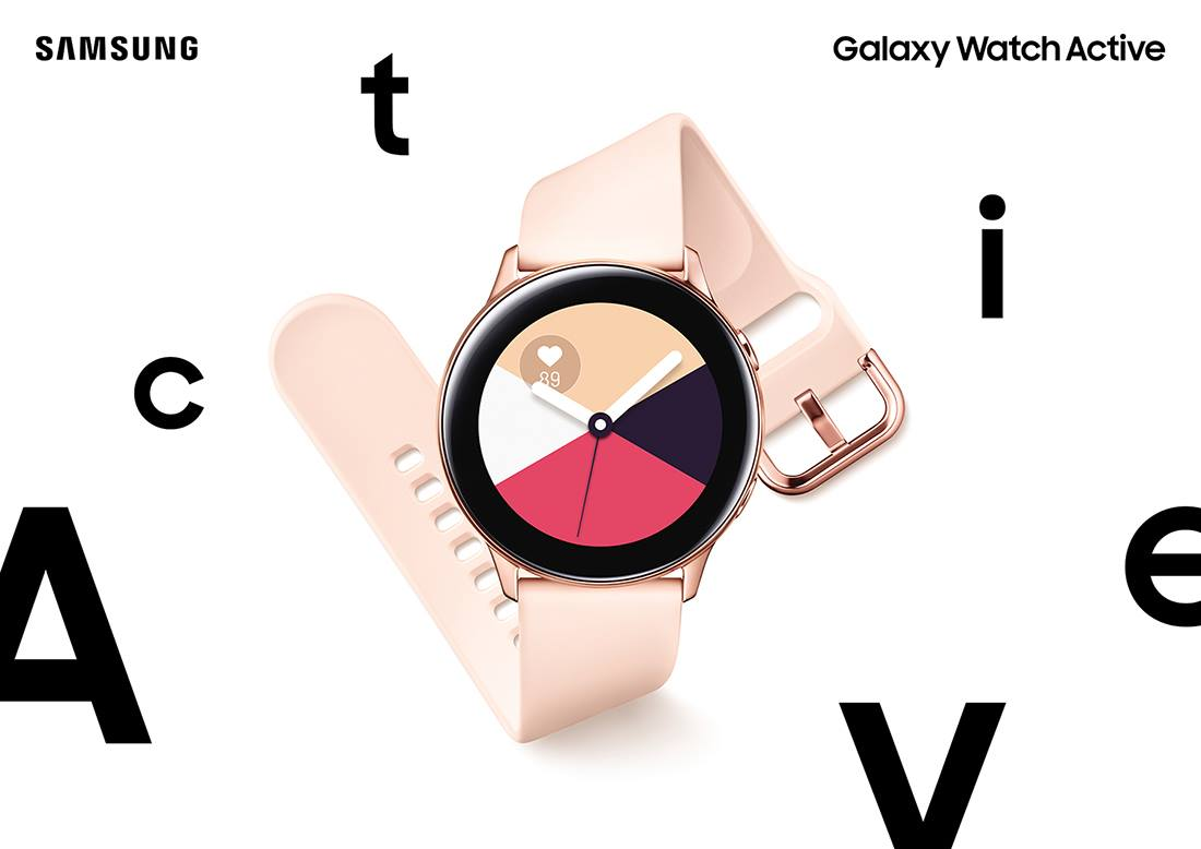 Samsung Galaxy Watch Active (2)