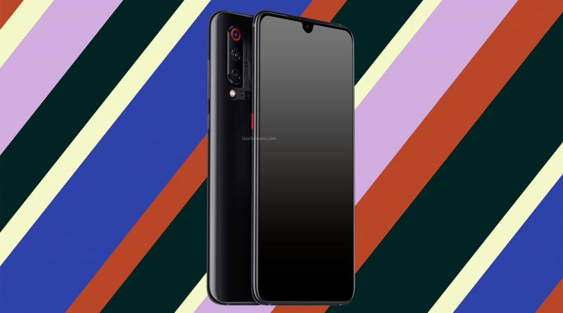 Xiaomi Mi 9 Explore Screen