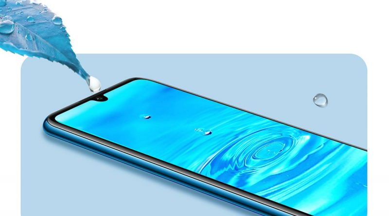 Huawei P30 lite Screen