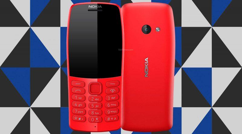 Nokia 210 Screen