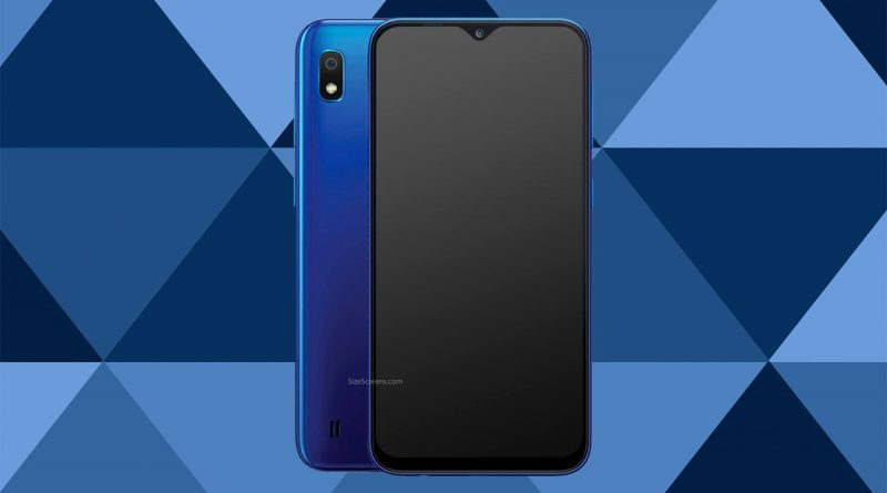 Samsung Galaxy A10 Screen