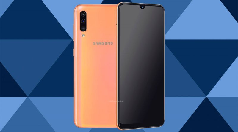 Samsung Galaxy A50 Screen