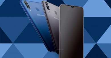 Samsung Galaxy M30 Screen