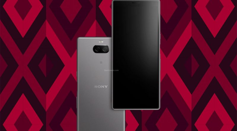 Sony Xperia 10 Plus Screen