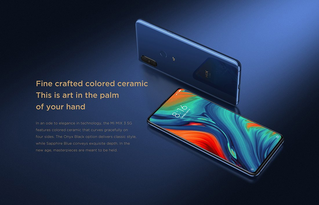 Xiaomi Mi Mix 3 5G (7)