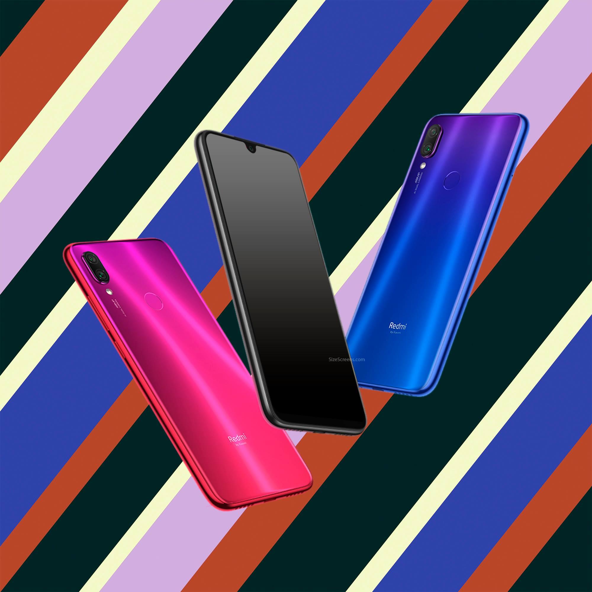 Xiaomi Redmi Note 7 Pro Screen Specifications