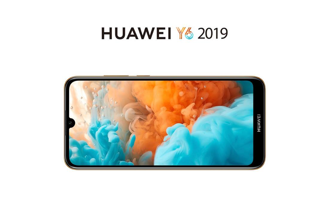Huawei Y6 2019 Screen