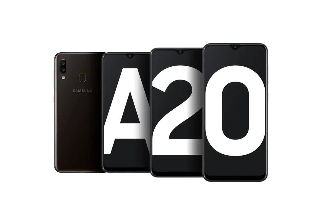 Samsung Galaxy A20 (2)