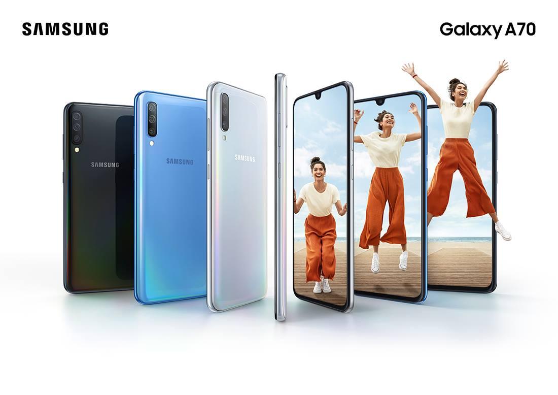 Samsung Galaxy A70 (1)