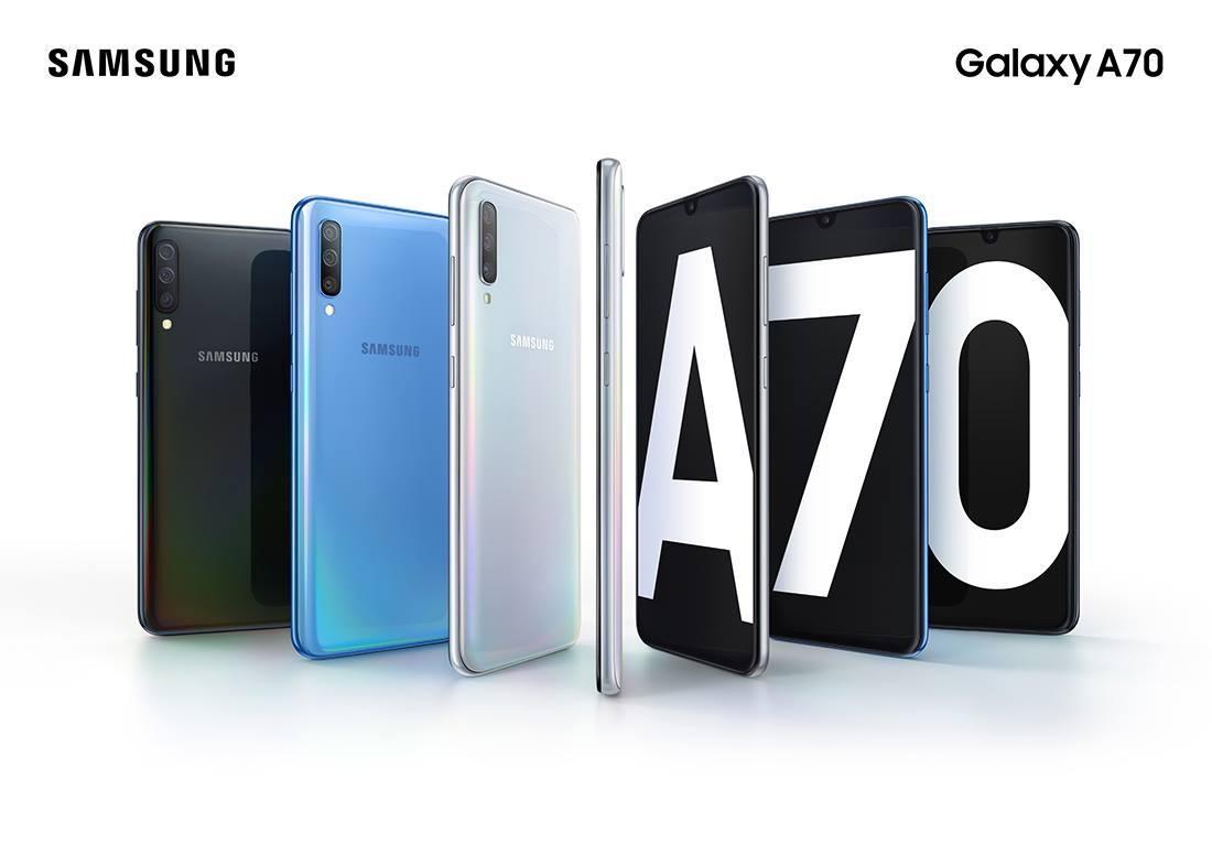 Samsung Galaxy A70 (3)