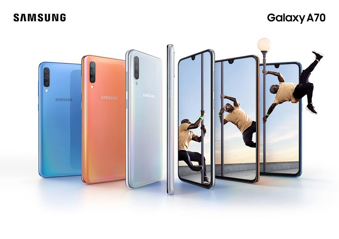 Samsung Galaxy A70 (5)
