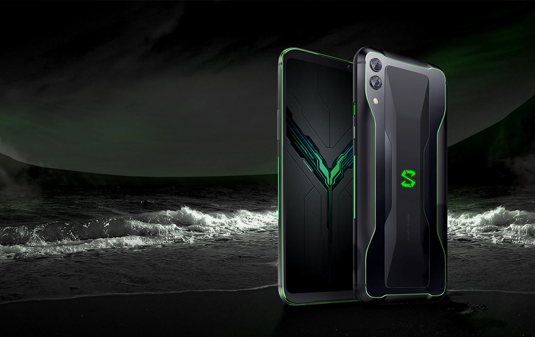 Xiaomi Black Shark 2 Screen