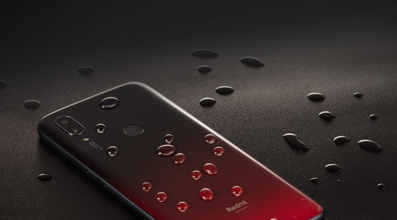 Xiaomi Redmi 7 Screen