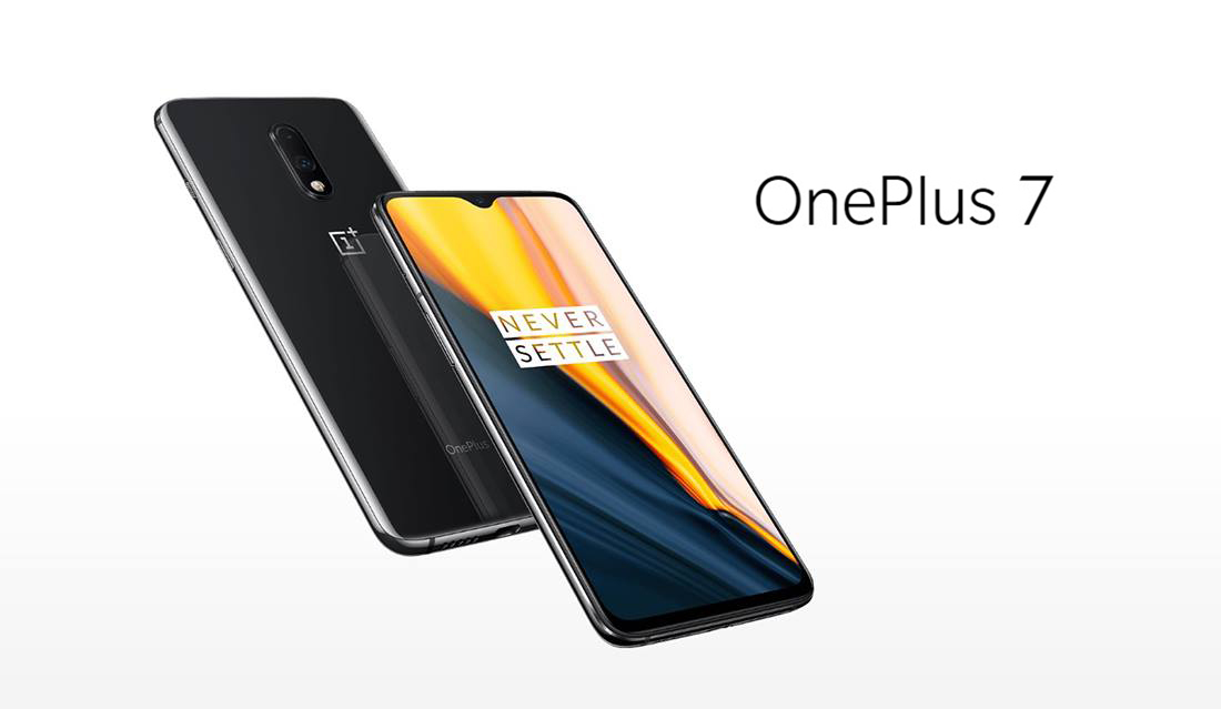 OnePlus 7 Screen
