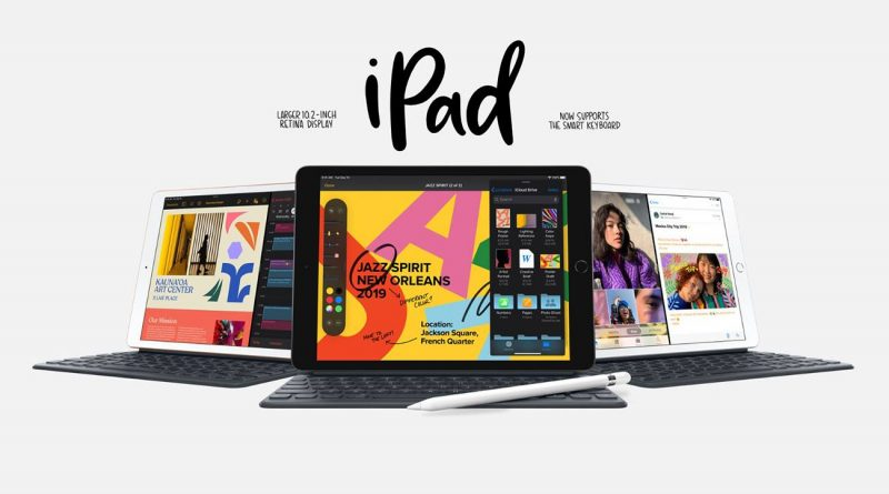 Apple iPad 10.2 Screen
