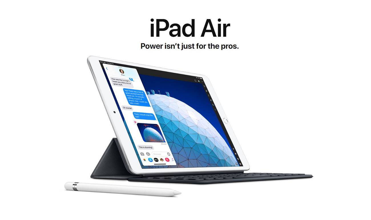 Apple iPad Air 2019 Screen
