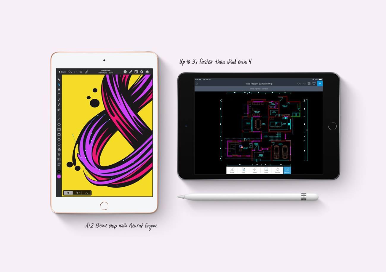 Apple iPad Mini 2019 (7)