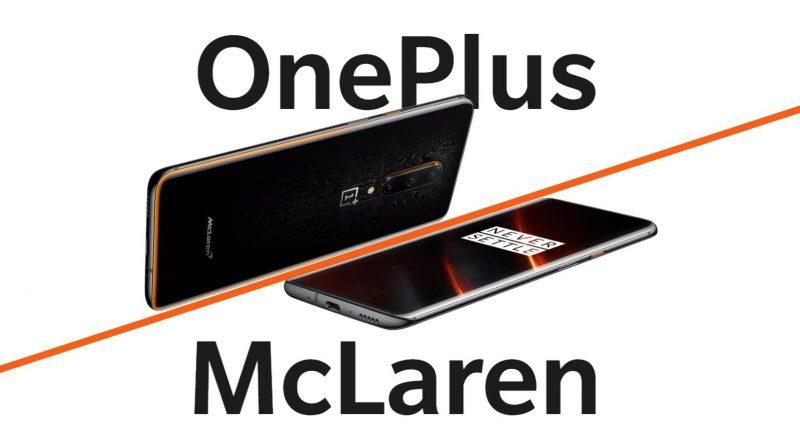 OnePlus 7T Pro 5G McLaren Screen