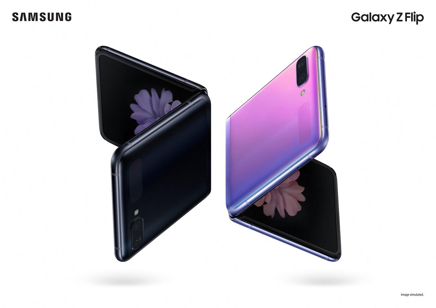 Samsung Galaxy Z Flip (2)