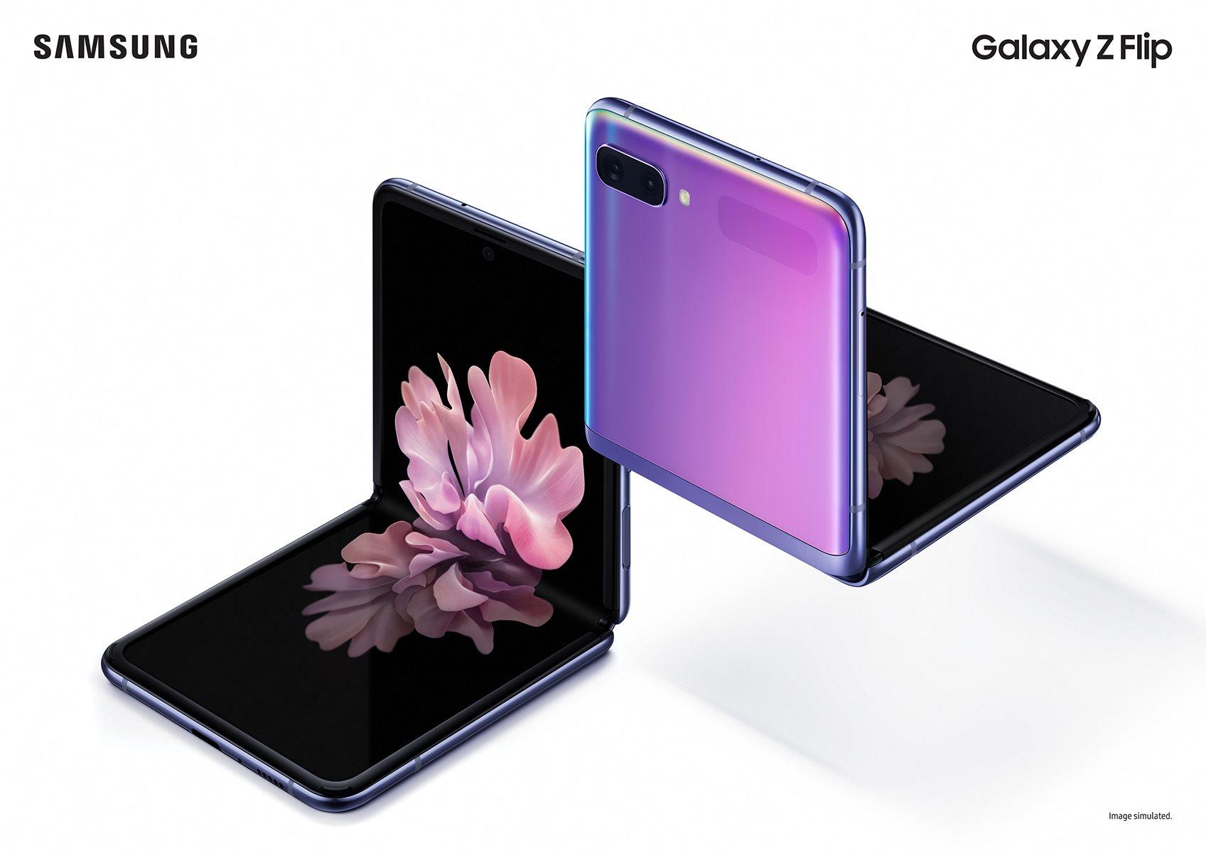 Samsung Galaxy Z Flip (8)