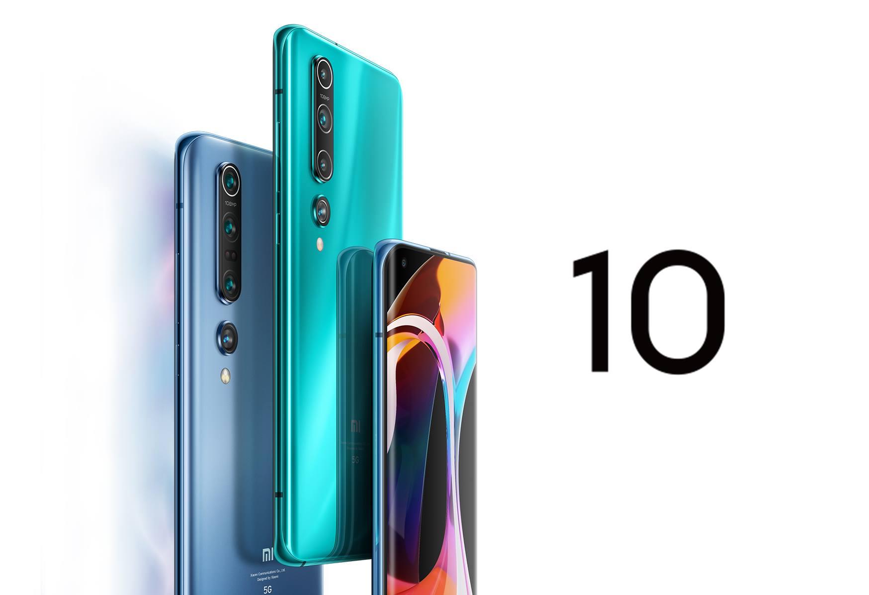 Xiaomi Mi 10 5G Screen