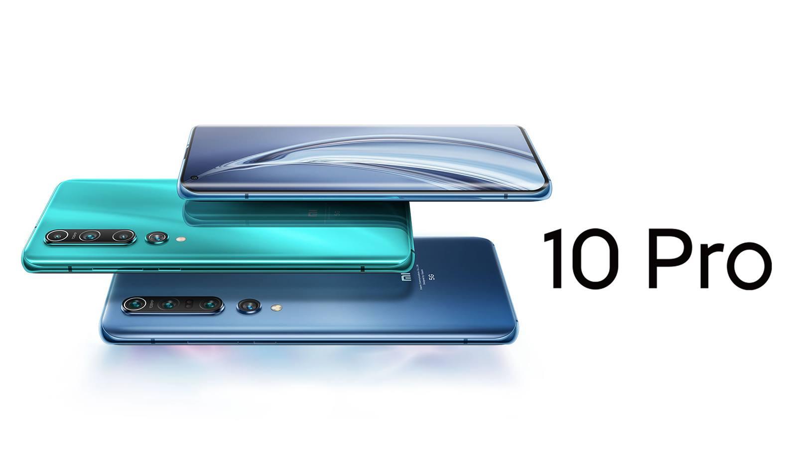 Xiaomi Mi 10 Pro 5G Screen