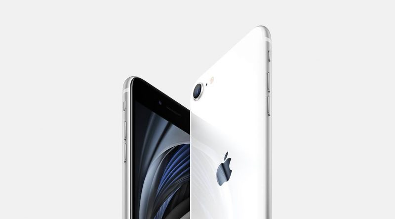 Apple iPhone SE 2020 Screen