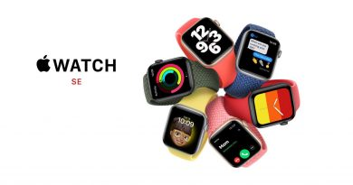 Apple Watch SE Screen