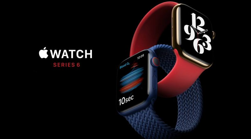 Apple Watch Series 6 Screen